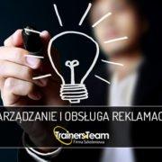 Zarządzanie i obsługa reklamacji