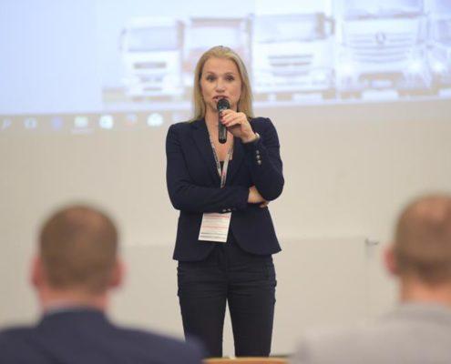Trainers Team - V Kongres Transportowy w Warszawie